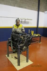 mecanico en taller